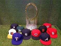 2012 MLB Post Season chase for the fall classic
