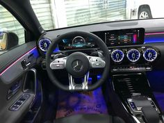 Mercedes-Benz classe A35 AMG Mercedes Benz Cars, Car Interiors, Disney Drawings, Islamic Quotes, Dream Cars, Luxury, Nice, People, Cars