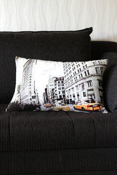 City-tyynynpäällinen / Eurokangas