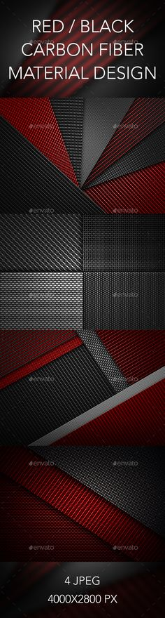 Carbon Fiber Textured Material Design - Abstract #Backgrounds Download here: https://graphicriver.net/item/carbon-fiber-textured-material-design/19584501?ref=alena994