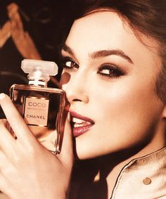 Keira Knightley for Coco Mademoiselle