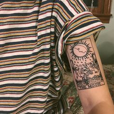This gorgeous tarot ink. Related Inspirational Cute Tattoo Ideas For Girls 2019 - Page 41 of 44 - most beautiful tattoos covering her hipsPolynesian Drawings, Women's Strength Tattoos, Tribal Tattoo Designs Shoulder, M. Tattoo Dotwork, 16 Tattoo, Tiki Tattoo, Samoan Tattoo, Get A Tattoo, Tattoo Neck, Tattoo Sleeves, Tattoo Music, Polynesian Tattoos