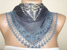 Blue White  Gorgeous Turkish Traditional by colourfulrose on Etsy, $29.50