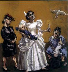 Paula Rego + Gustave Moreau    mariyatsuda.wordpress.com