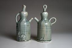 Patia Davis Pots: Porcelain