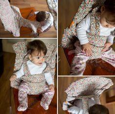 Kumaş mama sandalyeleri taşınabilir olması yönüyle çok büyük bir rahatlık sağlıyor annelere. Dışarıda, birçok restaurant ve cafe' de mama ...