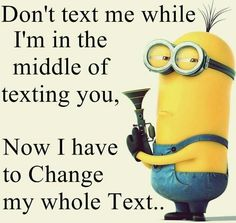 Hahaha!  Yeah...that's how it works most of the time, otherwise, ya get lost! ;o)