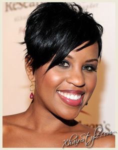 hairstyles on pinterest short hair black women and
