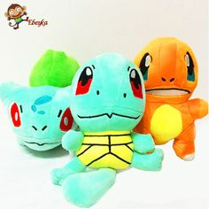 2016 New small dragon turtle ivysaur,, Johnny seeds plush dolls Gifts for children free shipping 0322