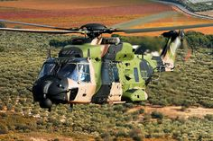 Australian Naval Combat Helicopter. NH-90