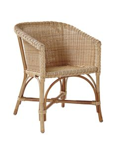 A traditional bucket chair, downsized for the younger crowd. The tightly woven rattan gives it a laid-back look that works indoors or out. The painted finish adds colorful character. Pull a few up to a play table for crafts or snacks.