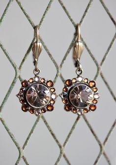 Star Bright Earrings By Anne Koplik