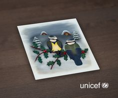 Close to nature! - Unicef  graphic design project www.weva-design.hu