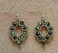 Linda's Crafty Inspirations | earring pattern