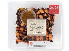 M&S Fireburst Squah & Rice Chilli & Ginger Salad @ 256 calories Rice Salad, Salad Bowls, Low Calorie Salad, Salads, Food, Meal, Essen, Hoods, Salad