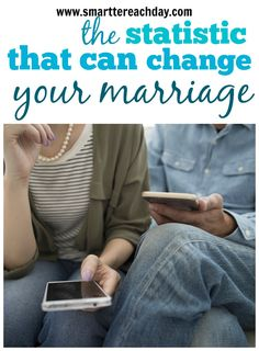 The Statistic That Can Change Your Marriage - this was a game-changer for us!