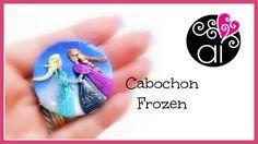 M Miniatura di Frozen | Elsa e Anna con Tecnica Applique | Polymer Clay