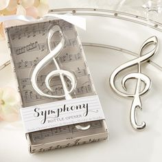 Yay for music themed favors!