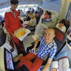 Solo-seat в бизнесе Austrian Airlines - это волшебно! Privacy space ну красота… Austrian Airlines, Fly Around The World, Airline Flights, Business Class, Long Haul, Air Travel, Instagram Posts