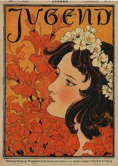 Jugendstil, Art Nouveau alemán