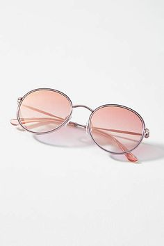 023f80a1d91 Seafolly Round Pink Sunglasses  Anthropologie  ad