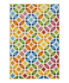Another great find on #zulily! Far Out Rug by  #zulilyfinds
