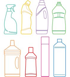 TOXICS 101: THE DIRT ON HOUSEHOLD CLEANING PRODUCTS...Are you in a toxic relationship with your household cleaners? Check your cleaners for these chemicals of concern. But don't be surprised if you can't find ingredients listed - it's not a requirement in Canada! Don't accept little secrets, it's time to break up with your chemical cleaner in favour of a healthy alternative!