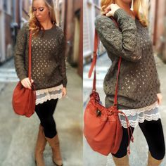 Sweater and extender
