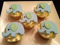 Sweet Treats by Susan: Elephant Baby Shower Treats :)
