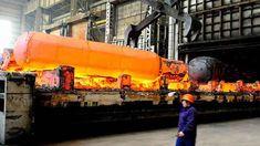 China steel output rises despite reduction pledges - The Express Tribune Industrial Machinery, Heavy Machinery, Cost Of Production, Steel Production, Metallica, Market Failure, Sheffield Steel, Bethlehem Steel, Heavy Construction Equipment