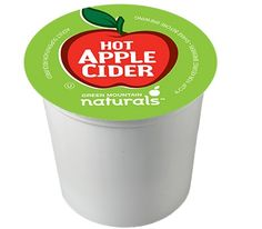 Green Mountain Apple Cider Keurig K-Cups For Sale at CapeJava.coms
