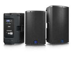 AV: Turbosound Launches iX Series Loudspeakers Offering Onboard Remote Controllable Mixing - Pro Sound Web