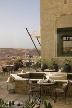 HBA/Hirsch Bedner Associates  Qasr Al Sarab Desert Resort by Anantara