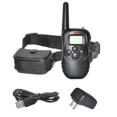 Eeoo® Rechargeable Rainproof 330 yard Remote Dog Training E-Collar Collar for 1 dog *** Check out the image by visiting the link. (This is an affiliate link and I receive a commission for the sales)