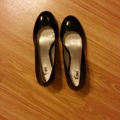 Black heels Fioni black heels. Like new. Worn twice! Shoes Heels