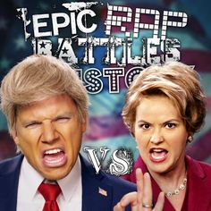 Donald Trump vs Hillary Clinton, a song by Epic Rap Battles of History on Spotify