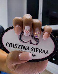Beauty Spa, Hair Beauty, Cute Acrylic Nails, Pedicure, Nail Designs, Make Up, Nail Art, Valentines, Diana