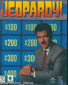 Jeopardy! (1994) (PC Games, 1994)