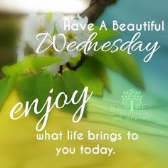 Have a blessed Wednesday! Wednesday Morning Quotes, Wednesday Greetings, Wednesday Humor, Wednesday Motivation, Morning Greetings Quotes, Its Friday Quotes, Morning Messages, Good Morning Quotes, Wednesday Sayings