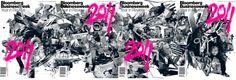 2012表面最風光的設計 – D&AD 報章雜誌設計賞