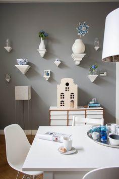 Home Tour: Classical Modern Family Home