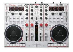 VCI-400DJ / Vestax Global site / Products / DJ Mixer