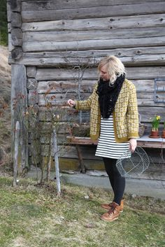 Livs Lyst: vårplukk Months In A Year, Spring Garden, Beautiful Moments, New Beginnings, Nostalgia, Vest, Jackets, Norway, Collection