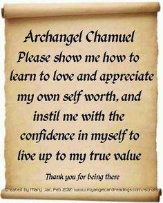 #ArchangelChamuel #StValentine #selflove #love