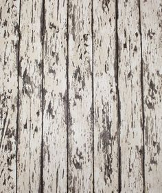 Vintage Wood Wallpaper Rolls Self Adhesive Vinyl Barn Removable HAOKHOME