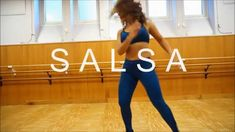 Fatna ZUMBA Salsa + Step by step La Gozadera - Marc Anthony ft Gente de Zona - YouTube