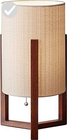 "Adesso 1502-15 Quinn 17"" Table Lantern, Smart Outlet Compatible - Unique lighting lamps (*Amazon Partner-Link)"