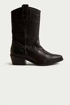 UO Texas Embroidered Western Boots