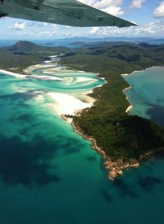 Whitsunday islands Australia! Been there!! So beautiful!
