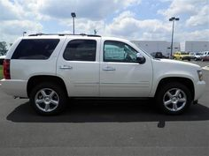 Awesome Chevrolet 2017 - 2014 Chevrolet Tahoe LTZ 4x4 LTZ 4dr SUV SUV 4 Doors White for sale in Lebanon, ... Check more at http://24cars.tk/my-desires/chevrolet-2017-2014-chevrolet-tahoe-ltz-4x4-ltz-4dr-suv-suv-4-doors-white-for-sale-in-lebanon/